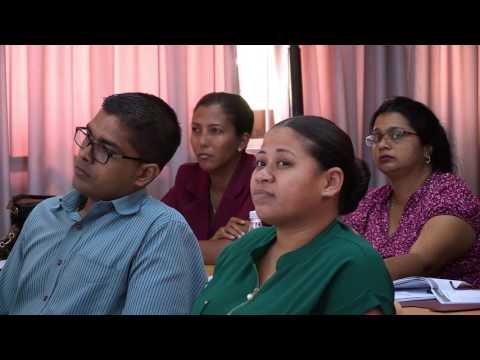 Kosmos & SafeStart Promote Safety in Suriname