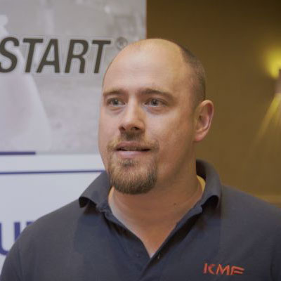 Gavin Hughes, KMF Precsion Sheet Metal, SafeStart Europe, Testimonios, clientes